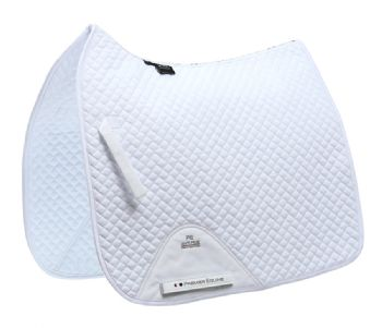 Premier Equine Dressage Cotton Saddlecloth